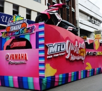 Yamaha Celebrates The Kadayawan Festival
