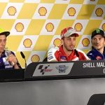 Shell Malaysia Moto GP  Press Conference after Qualifying Sessions Pole Position…