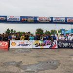 Thank You to all our partners this year – Shell Advance, Yamaha Motor Philippine…