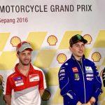 The Racing Line PIT STOP: Andrea Dovizioso Shell Ducati Team Happy to work
