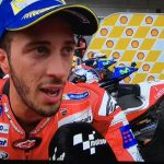 The Racing Line Pit Stop: Andrea Dovizioso of Shell Ducati