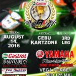 The Racing Line's 2016 Castrol Power One TRL CUP Cebu Cup – The Visayas champion…