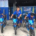 Suzuki Asian Challenge Round 5 Race 2 Getting ready!