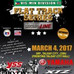 "GET READY TO GET DIRTY IN CEBU!  ""THE CASTROL POWER ONE NATIONWIDE FLAT TRACK SE…"