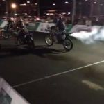 Castrol Power Nationwide Flat Track series Luzon Division Mono shock