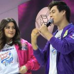 Suzuki Philippines Inc., Endorser Liza Soberano and Enrique Gil  IRBikefest 2017