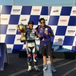Yamaha Blue Core Challenge Team Corbe vs Mazo  Team Mazo wins the most fuel effi…