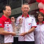 Honda Philippines Inc., Flag Ship Shop turnover ceremony to Desmark Inc.,
