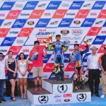 Super Series and IR Cup winners last April 9 at the Clark International Speedway…