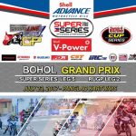 Shell Advance Regional Underbone Grand Prix Round 2 will in Panglao Kartways, Bo…