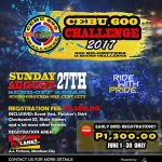 The 1st ever endurance challenge in the Visayas is finally back! The Cebu 600 Ch…