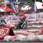 """Watch this exciting race between the top riders in Luzon vs the top riders in M…"