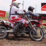 2017 Honda Ride Red Bacolod XRM 125 Intermediate