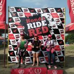 Winners for the XRM 125 All Ladies Category!  CONGRATULATIONS!