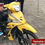 Yamaha Sight 115 Fi Air-cooled 4-stroke, SOHC, 2 valve engine Color Variation: C…