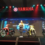 Yamaha's New Moped launching Yamaha Sight 115 Ms. Jen Perey & Mr. Ryan Jude Camu…