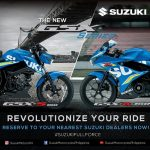 MEET THE REVOLUTIONARY SUZUKI GSX SERIES – THE GSX-R150 AND THE GSX-S150!   Comi…