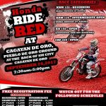 Honda Ride Red – Cagayan de Oro City September 24, 2017 at Pubelo de Oro Grounds…
