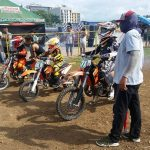 Castrol power 1 Vis-Min Flat Track Series  Cagayan De Oro city Mini Jr. Final Ru…