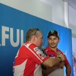 3 time World Champion Jorge Lorenzo talks about the last session at the Shell VI…