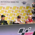 Shell Malaysia MotoGP Qualifying Press Conference.