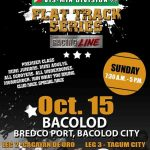 This Sunday in Bacolod City! Castrol Power One Flat Track Series October 15, 201…