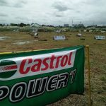 Right here, right now @Bredco Port & Terminal Bacolod City  CASTROL POWER 1 FLAT…