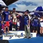 Let's head back to Carmona Race Track for Overall Race winners of Yamaha Grand P…