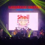 Shell Advance Bike Fair Cagayan de Oro Callalily Band on stage!