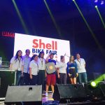 Shell Advance Bike Fair Cagayan de Oro Honda CBR winner Congratulations!