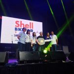 Shell Advance Bike Fair Cagayan de Oro Winner of Suzuki Raider R. Congratulation…
