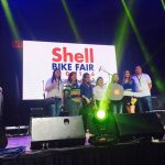 Shell Advance Bike Fair Cagayan de oro Winner of Yamaha Mio unit. Congratulation…