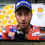 Shell Malaysia Moto GP Qualifying Sessions. Pole Position Andrea Dovizioso – She…