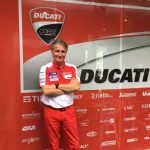 The Racing Line PIT STOP: Shell Ducati Corse Moto GP Race Team sporting director…