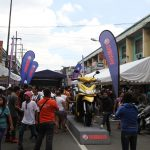 YAMAHA celebrates the 1st Caloocan Motorcycle Festival