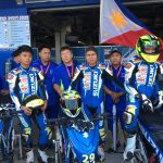 Good luck Team Suzuki Pilipinas! Suzuki Asian Challenge Race 1