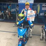 Suzuki Asian Challenge Race 2 Champion! Mario Borbon Jr.