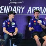 A Legendary Arrival – Valentino Rossi and Maverick Vinales Rev in Manila for YGP…