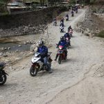 The Yamaha Club Revs to the Top New Year Tour to Sagada