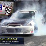"""Life in the fast lane, see you all at Speed City, march 11-12""  The Racing Line…"
