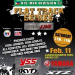 """""THE BATTLE ON THE DIRT IN VISMIN BEGINS TOMORROW""""  See you all there!!!  Regi…"
