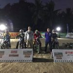 Castrol Power One Nationwide Flat Track Series All Underbone finals
