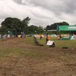 Castrol Power One Nationwide Flat Track Series Davao Race 2 All scooter