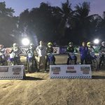 Castrol Power One Nationwide Flat Track Series Yamaha XTZ club Race