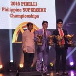 Congratulations to the winners of the 2016 Pirelli Philippine SuperBike Champion…