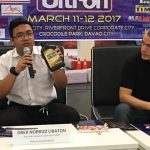 Press Conference – The Racing Line Petron Ultron Pro Drag and Autocross champion…