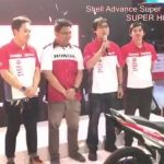 Shell Advance Super Series launching SUPER HONDA 2017 Manufacturer Partner Honda…