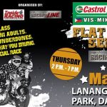 See you all tomorrow @ Lanang Business Park.  Castrol Power One Nationwide Flat …