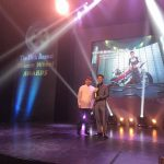 The 14th Golden Wheel Awards Golden Wheel Awards for Super Bike Marvin Mangulabn…