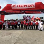Congratulations Honda Philippines Inc., Honda Ride Red first leg Bacolod City